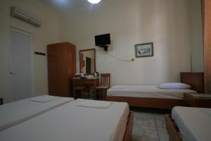 Lena Hotel, Hotely  Heraklio - big - 27