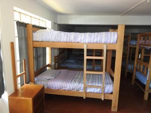 Hostal Campo Base Huaraz, Bed & Breakfasts  Huaraz - big - 12