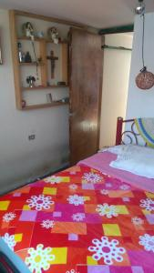 Casa Don Luis, Privatzimmer  Mexiko-Stadt - big - 3