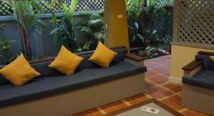 Palm View Villa, Vily  Lamai - big - 31