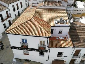 El duende del tejar, Pensionen  El Gastor - big - 5