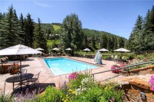 Cute Vail 1 Bedroom yes - Lion Sq SOUTH 366, Case vacanze  Vail - big - 13