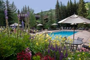 Cute Vail 1 Bedroom yes - Lion Sq SOUTH 366, Case vacanze  Vail - big - 15