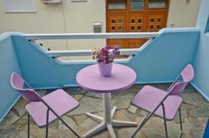 Galazia Studios, Residence  Naxos Chora - big - 36