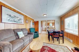 Blue Pacifica, Ferienhäuser  Newport - big - 11