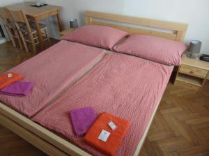 Pension U Soudu, Guest houses  Český Krumlov - big - 59
