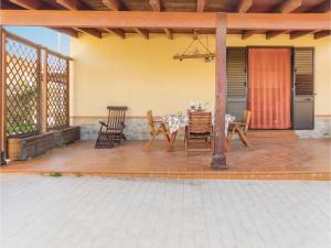 Villa Laura, Prázdninové domy  Campofelice di Roccella - big - 14