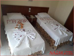 Nazar Hotel, Szállodák  Didim - big - 5