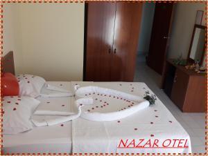 Nazar Hotel, Szállodák  Didim - big - 6