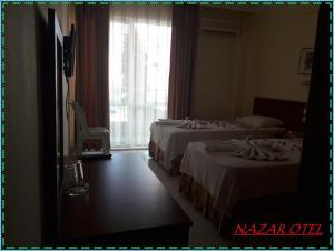 Nazar Hotel, Szállodák  Didim - big - 8
