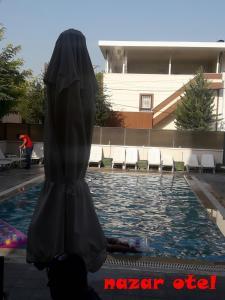 Nazar Hotel, Hotels  Didim - big - 13