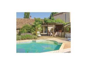 Three-Bedroom Holiday Home in Catelnaud de Grateca., Ferienhäuser  Soubirous - big - 7