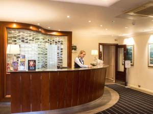 Harbour Heights Hotel, Hotel  Poole - big - 32