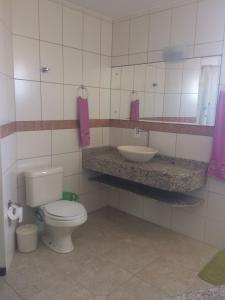 Residencial Cid, Vendégházak  Florianópolis - big - 7