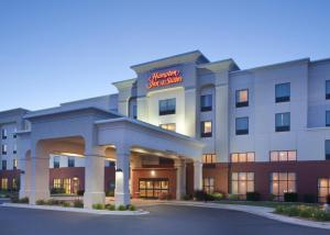 Hampton Inn and Suites Pocatello
