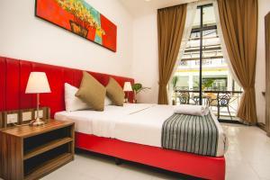 Alia Residence Business Resort, Resorts  Pantai Cenang - big - 9