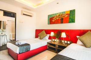 Alia Residence Business Resort, Resorts  Pantai Cenang - big - 8