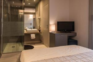 Hotel Belvedere, Отели  Морской Милан - big - 47
