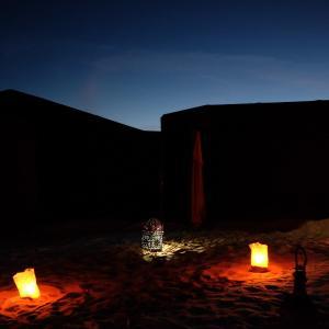 Marhaba Camp, Camel & Sandboarding, Luxury tents  Merzouga - big - 34