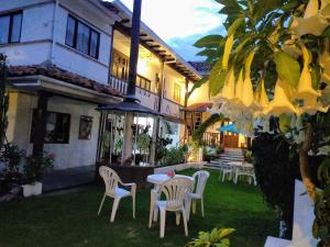 Casa Macondo Bed & Breakfast, B&B (nocľahy s raňajkami)  Cuenca - big - 95
