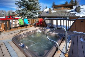 Needles Condo 3 Minutes from Purgatory Resort. 25 Minutes from Downatown Durango, Apartments  Durango - big - 30