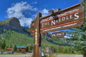 Needles Condo 3 Minutes from Purgatory Resort. 25 Minutes from Downatown Durango, Apartments  Durango - big - 32