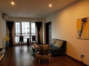 Chongqin Rongshuxia Youpin Apartment, Apartments  Chongqing - big - 19
