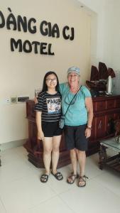 Hoang Gia Motel, Penzióny  Long Hai - big - 25