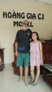 Hoang Gia Motel, Penzióny  Long Hai - big - 27