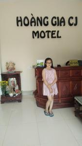 Hoang Gia Motel, Penzióny  Long Hai - big - 31