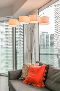 Premium Suites - Furnished Apartments Downtown Toronto, Apartmány  Toronto - big - 61