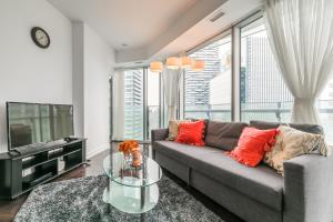 Premium Suites - Furnished Apartments Downtown Toronto, Apartmány  Toronto - big - 99