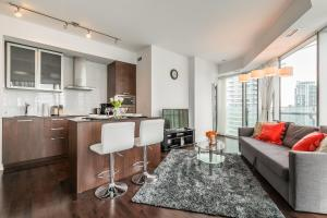 Premium Suites - Furnished Apartments Downtown Toronto, Apartmány  Toronto - big - 95
