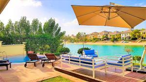 Short Booking - Luxury Albergo Villa, Palm Jumeirah