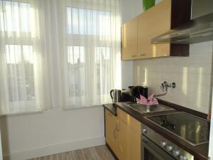 Ferienwohnungen Stranddistel, Apartmány  Zinnowitz - big - 188
