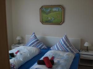 Ferienwohnungen Völschow-Hering Waabs, Appartamenti  Waabs - big - 88