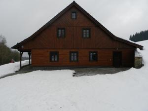 Chata chata Roudnice Jestrabi V Krkonosich Česko