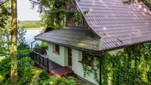 Dom nad Wigrami