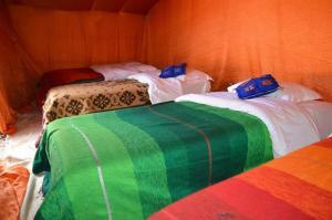 Marhaba Camp, Camel & Sandboarding, Luxury tents  Merzouga - big - 35