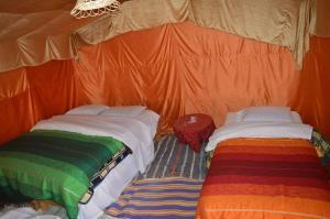 Marhaba Camp, Camel & Sandboarding, Luxury tents  Merzouga - big - 101