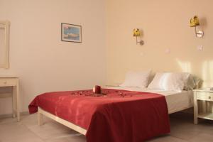 Alkion Studios, Appartamenti  Naxos Chora - big - 10