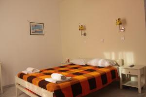 Alkion Studios, Appartamenti  Naxos Chora - big - 9