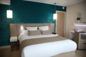 Best Western Premier Why Hotel, Hotel  Lille - big - 47
