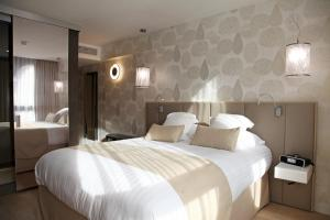 Best Western Premier Why Hotel, Hotel  Lille - big - 46