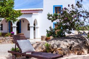 Can Palau, Дома для отпуска  Сан-Матеу - big - 16