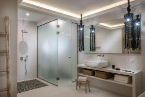 Sunvillage Malia Boutique Hotel and Suites, Отели  Малиа - big - 38