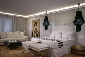 Sunvillage Malia Boutique Hotel and Suites, Отели  Малиа - big - 40
