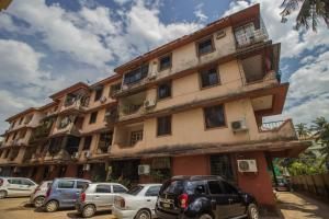OYO 11673 Home Colourful 2BHK Miramar Beach, Apartmány  Santa Cruz - big - 18