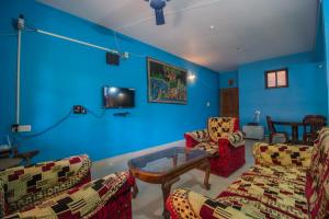 OYO 11673 Home Colourful 2BHK Miramar Beach, Apartmány  Santa Cruz - big - 21