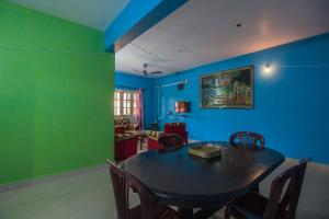 OYO 11673 Home Colourful 2BHK Miramar Beach, Apartmány  Santa Cruz - big - 22